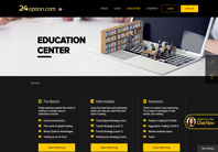 24Option Education Center