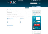TopOption Resource Center